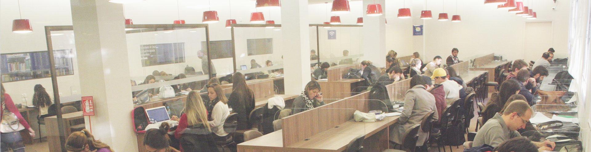 Biblioteca UCPel