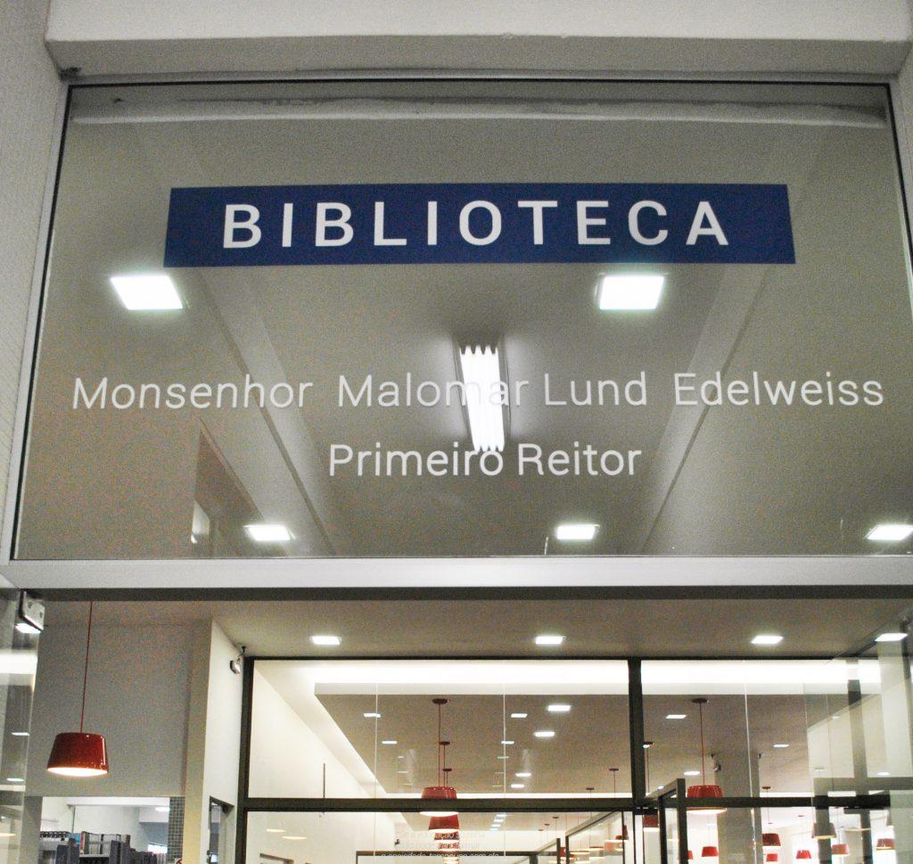 BIBLIOTECA MARCA