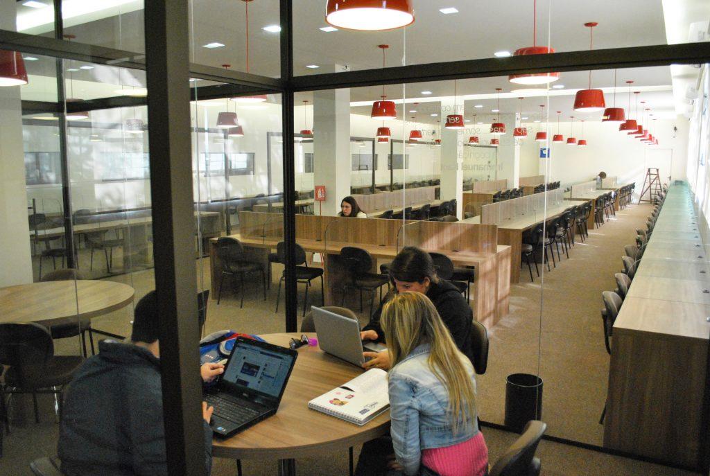 Biblioteca visão geral
